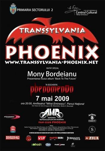Concert Phoenix 7 mai 2009