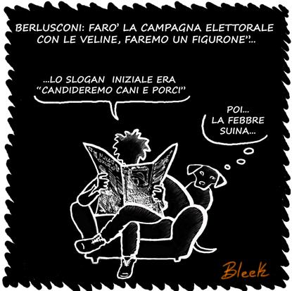 Berlusconi europee