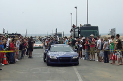 Gumball 3000 2009 - Audi R8 (lucre101) Tags: california county orange usa beach race america real freedom losangeles santamonica rally racing nixon gretchen housewives smiley cooper celebrities puma santamonicapier audi 3000 2009 supercar rossi gumball maximillion cannonball r8 slade the pumashoes gumball3000 monsterenergy maximillioncooper سباق スーパーカー maxcooper 奔 worldcars woundedwarriorsproject gb3k vividracing pumamotorsport wwwmonsterenergycom gumball30002009 wwwgumball3000com httpwwwpumamotorsportcom httpwwwraccooncoukhomepagephp httpwwwnixonnowcom httpwwwwoundedwarriorprojectorg суперкар