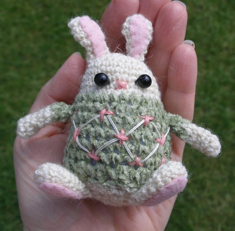 Cute Bean bunny!