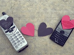 kiss me through the phoneee! (cheska annelliese.) Tags: me hearts kiss phone telephone through corny blackjack