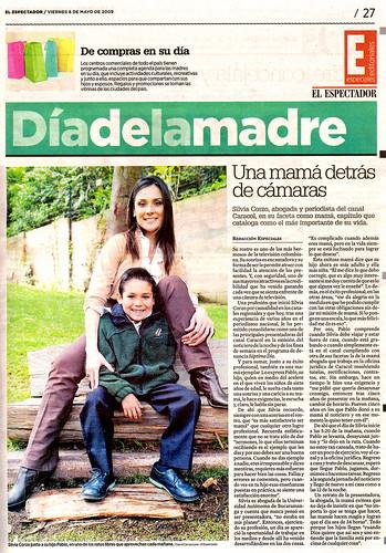 Silvia Corzo 20090508 El Espectador
