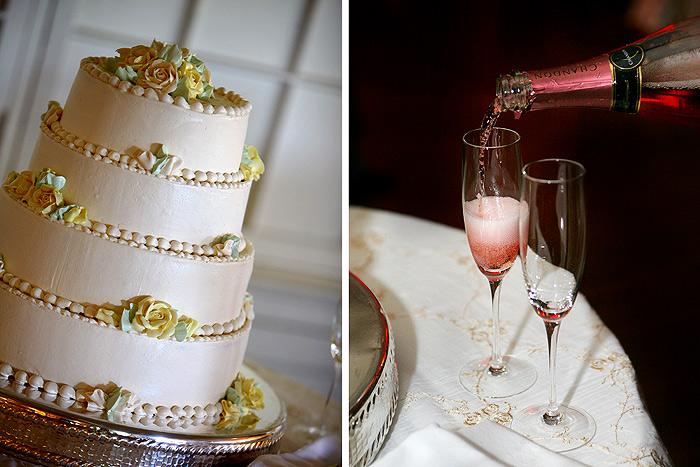 Cake & Champagne