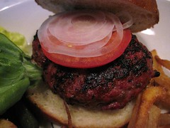 abattoir chophouse - the abattoir burger