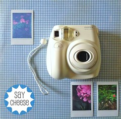 What's This Cuteness, You Ask? (decor8) Tags: camera japan instantcamera fujiinstantmini7s