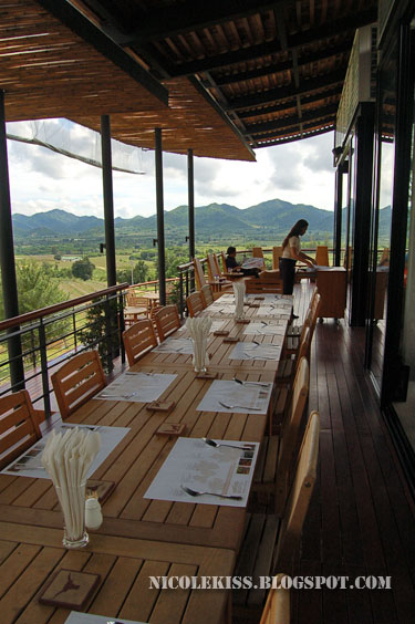 lunch at hua hin hills