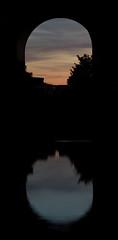 Archway (ben.furfie) Tags: sunset archway mersey manchestershipcanal runcornrailwaybridge