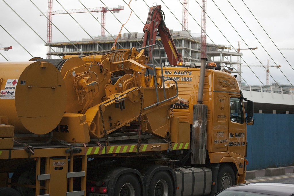 Mc Nally's Crane Hire