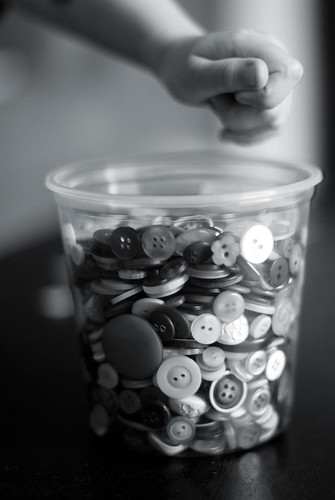 buttons in bw