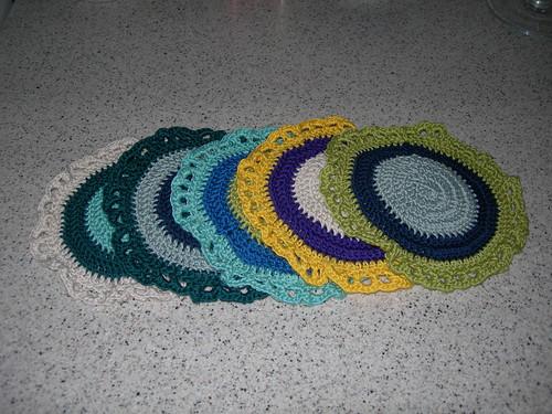 Crochet Hotpads