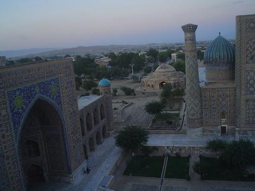 Samarcanda - Cruzamento de Culturas Uzbequistão
