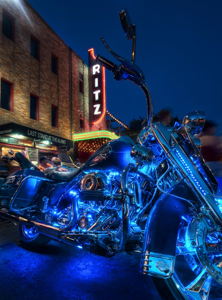 The ROT Biker Rally in Austin (by Stuck in Customs)