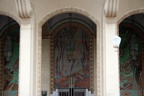Catalina - Casino Murals