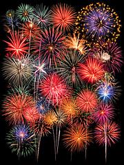 Firework Garden (olvwu | 莫方) Tags: longexposure light sky usa holiday composite night ga georgia firework celebration riverfront savannah 4thofjuly riverbank independenceday nationalday savannahriver lighttrace jungpangwu oliverwu oliverjpwu 07042006 20060704 olvwu