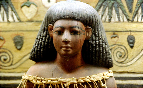 """""""The Ancient Egyptians had no connection to..."""