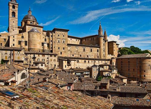 Urbino Italy Pictures of Urbino in Italy