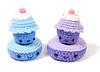 sprinkles! (callie callie jump jump) Tags: cute stuffed pastel crochet plush yarn cupcake sprinkles kawaii etsy hook fiber amigurumi urbanfarmgirl erinnsimon