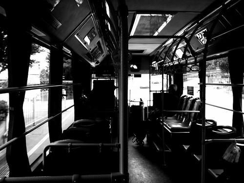 深圳公車上