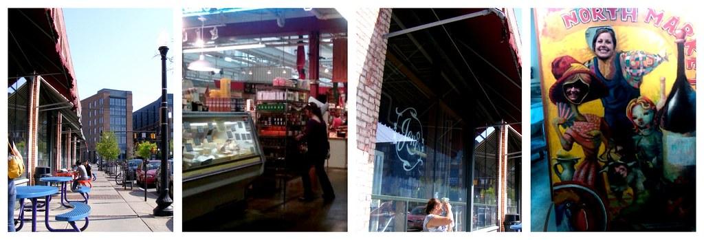 North Market collage