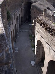 Colosseum View Below Stage Level