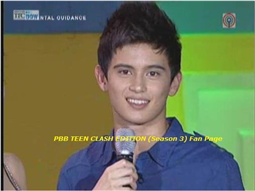 PBB Teenternational Housemates: Brett, James, Carson, Sophia,         Jenny, Ann, April, Ryan, Jack, Richard