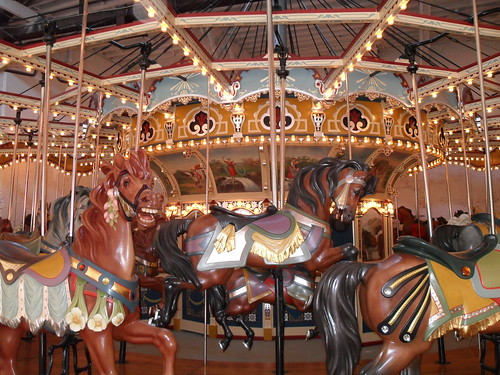 Carousel in DUMBO