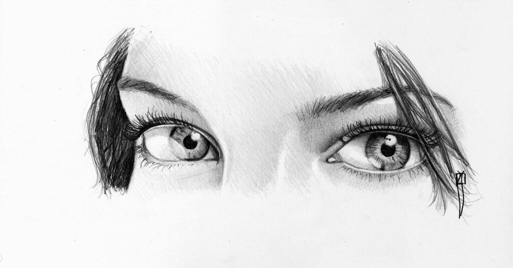 woman eyes 03