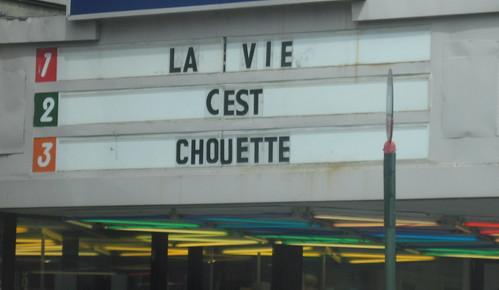 La Vie C'est Chouette
