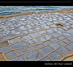 SALINAS DEL MAR SALADO (Sigurd66) Tags: sea mar meer mediterranean mediterraneo malta salinas mediterraneansea malte saltpan saltpans marsaskala marsascala saltevaporationpond mskala