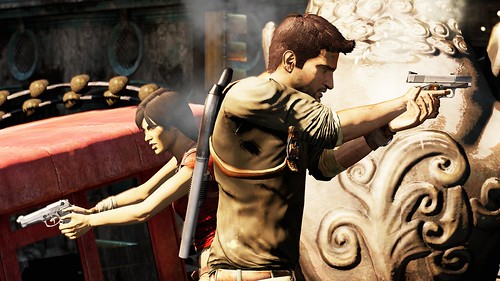 UNCHARTED 2: Among Thieves -- The Lab multiplayer