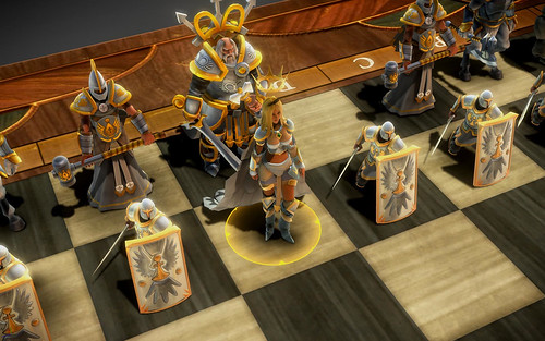Battle Vs Chess Screenshot play