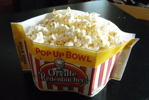 Orville Redenbacher's Smart Pop! Butter Pop Up Bowl Bowl