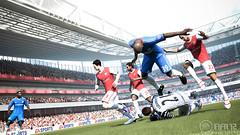 FIFA 12 - Fabianski save