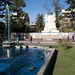 Plaza España in Mendoza