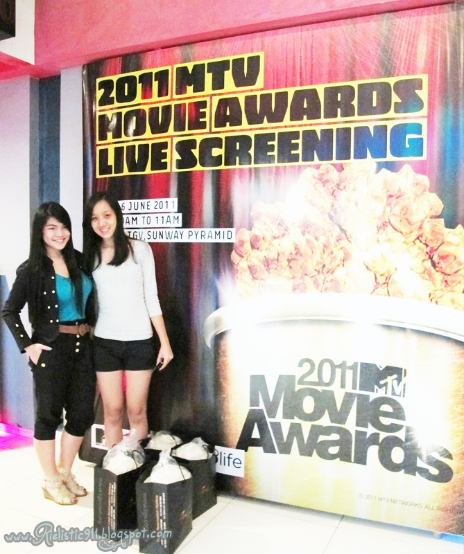 MTV Movie Awards LIVE Screening @ TGV Cinema