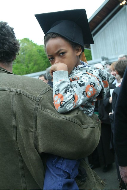 The Littlest Graduate