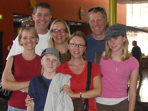 Kara, Dani & Families