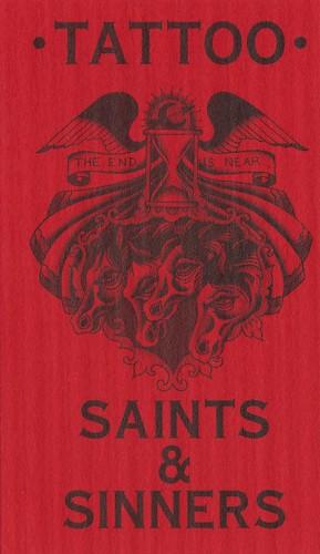 Saints & Sinners Tattoo - Business Card