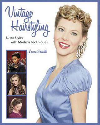 Great book about vintage hairstyling using modern techniques.