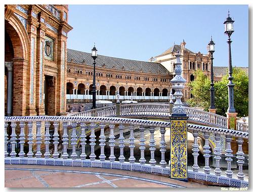 Sevilha_plaza_espana03 by VRfoto