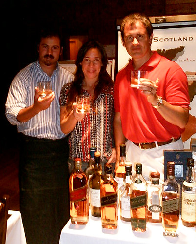 Seminario y cata de whisky escocés en Las Balsas