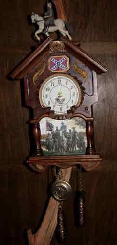 CSA-Clock