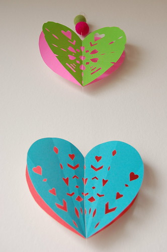 Valentine garland 2