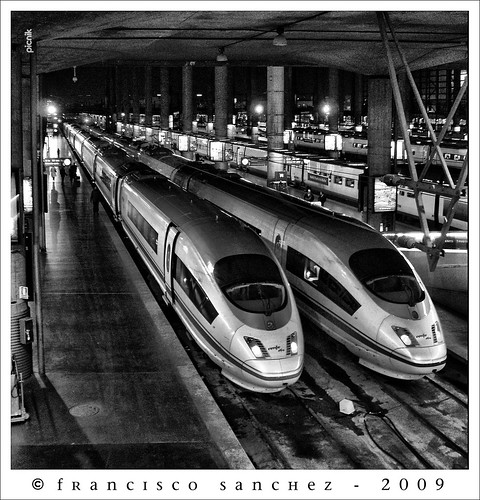 20 años de AVE en España (Informe Semanal 2104/2012)
