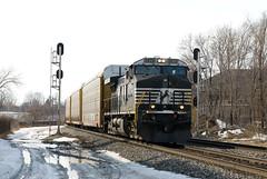 NS 9978; Fostoria, Ohio