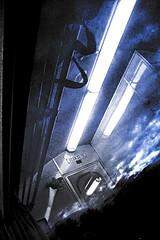 Interminabile (hummyhummy) Tags: cielo treno riflesso vagone interminabile