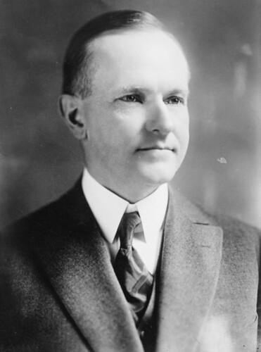 444 John Calvin Coolidge