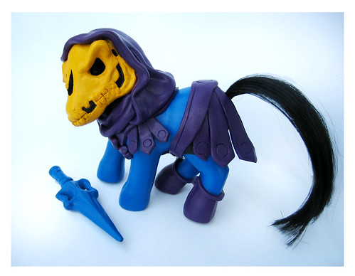 My little pony Skeletor