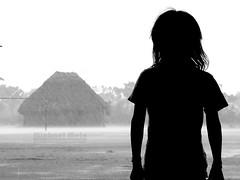 Contra-luz (Michael Melo) Tags: luz michael contra indio melo xavante