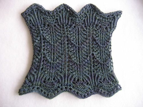 Lace Cowl by you.